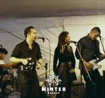 Winter Gardens Fremantle Band Stage