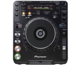 Pioneer CDJ 1000 CD Player