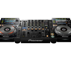 PACKAGE #06 DJ PLAYERS AND MIXER – PRO GRADE