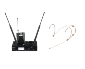 PACKAGE #10 WIRELESS HEADSET MICROPHONE